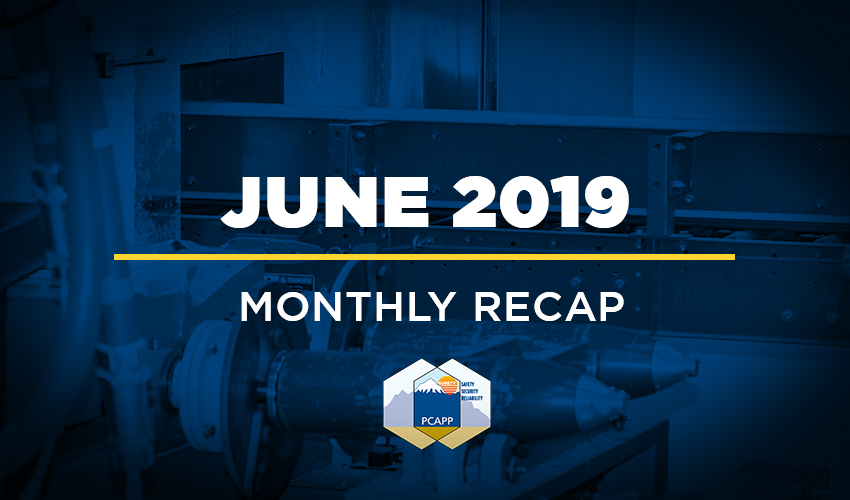 Thumbnail for PCAPP Monthly Recap - June 2019