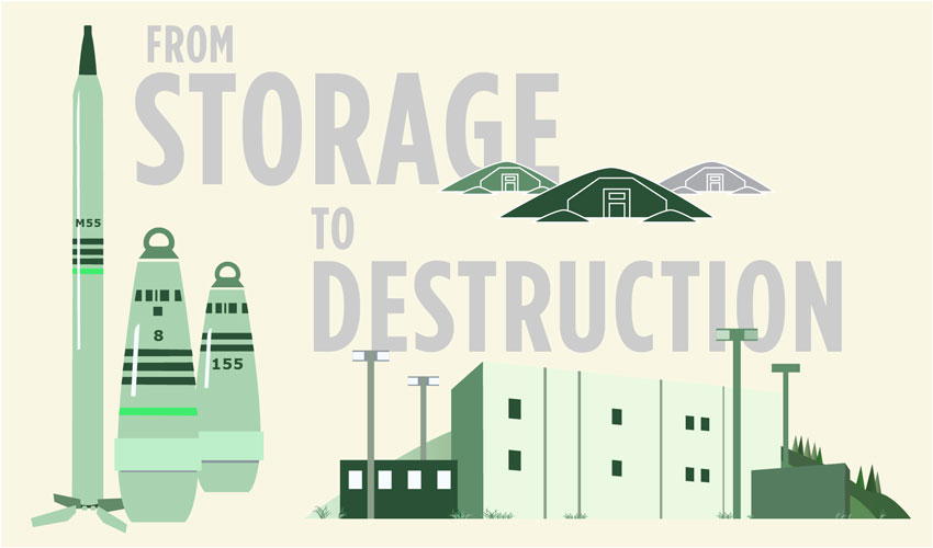 BGCAPP Infographic: From Storage to Destruction