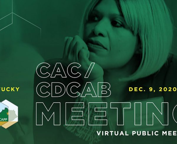 Dec. 9 Kentucky Chemical Demilitarization Citizens' Advisory Commission/CDCAB Meeting (2020)