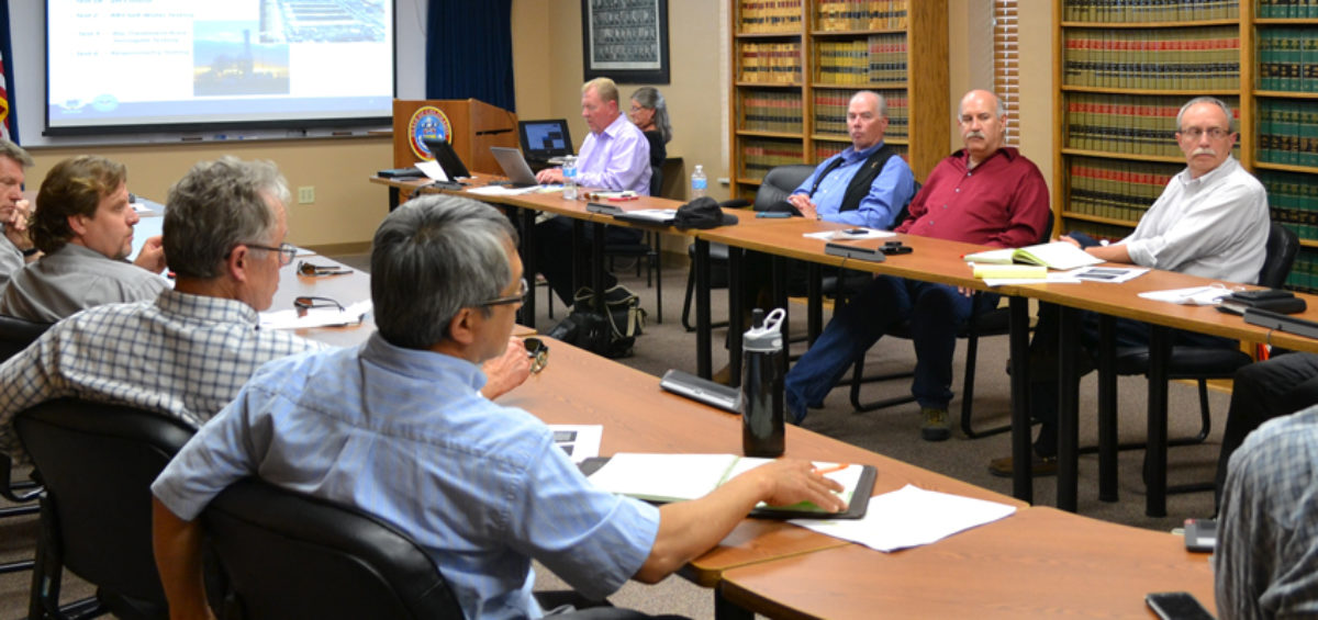 The Biotreatment Utilization Group met for the first time on May 27, 2015.