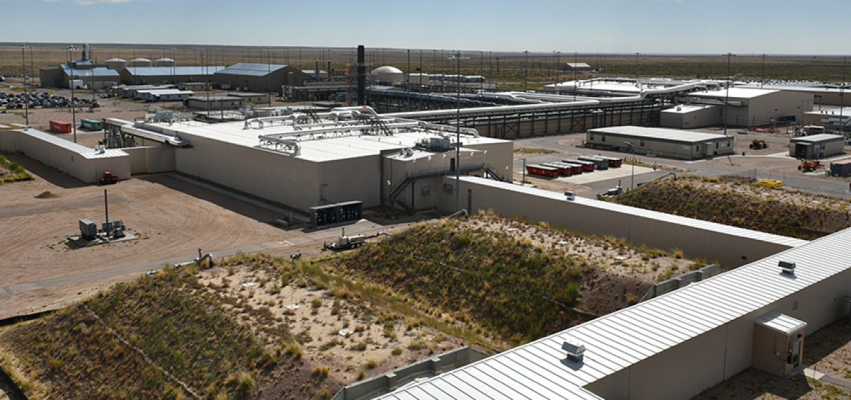 The Pueblo Chemical Agent-Destruction Pilot Plant uses neutralization followed by biotreatment to eliminate the remaining U.S. chemical weapons stockpile in Colorado. The team has applied for a final permit that will govern the operation of the main plant.
