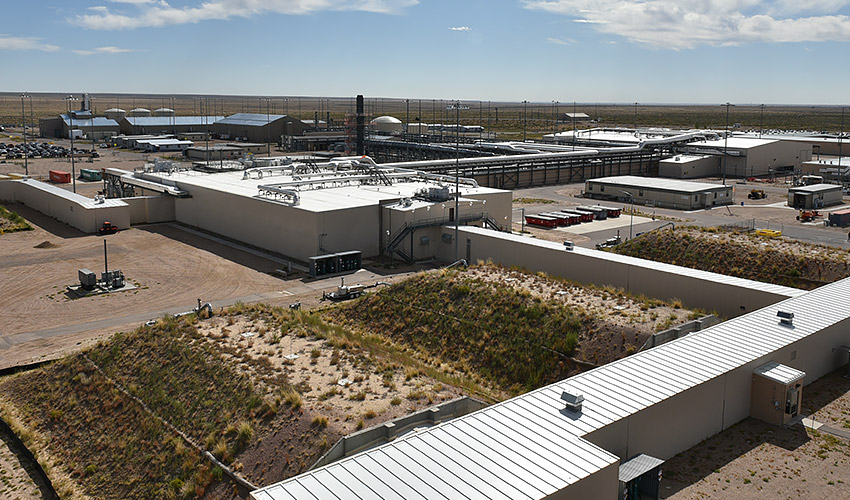 The Pueblo Chemical Agent-Destruction Pilot Plant is pursuing a final Part B Hazardous Waste Operating Permit, which will govern the processing of the remaining chemical munitions stockpile.
