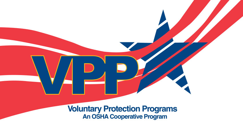 Occupational Safety and Health Administration's Voluntary Protection Program.